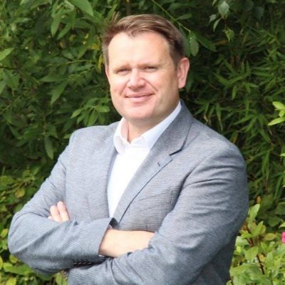 Simon Collins - Managing Director