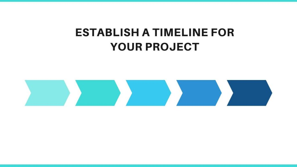 Salesforce implementation checklist-Establish a timeline